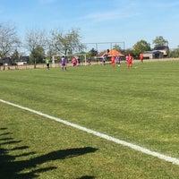 Photo taken at Zeveren Sportief by Elien L. on 5/5/2016