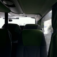 Photo taken at FlixBus Haltestelle by André M. on 12/21/2016