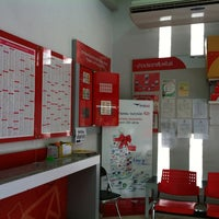 Photo taken at Post Office (Hang Dong) by Prae on 6/24/2013