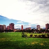 Foto tirada no(a) Parque Juan Pablo II por José K. em 6/29/2013
