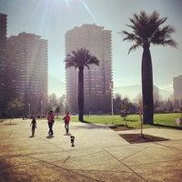 Foto tirada no(a) Parque Juan Pablo II por José K. em 6/9/2013