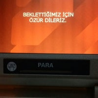 Photo taken at Ziraat Bankası by Gizem A. on 1/7/2015