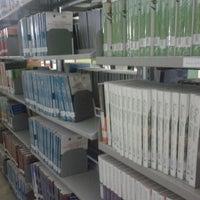 Photo taken at Biblioteca Faculdades INTA by Aline M. on 5/9/2014