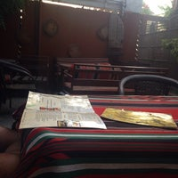 Photo taken at Ziyara Coffee Shop by Safsoufa T. on 6/21/2014