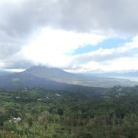 Photo taken at Batur View Spot by Irina B. on 8/14/2016