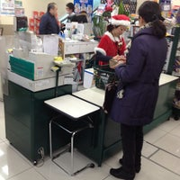 Photo taken at マルエツ 元住吉店 by toshiyuki F. on 12/24/2012