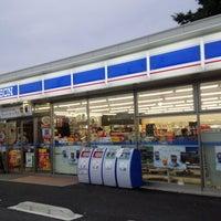 Photo taken at Lawson by toshiyuki F. on 8/17/2014