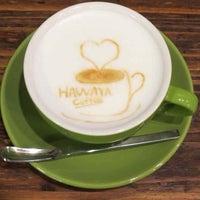 Photo taken at Hawaya Coffee by Hawaya C. on 9/26/2013