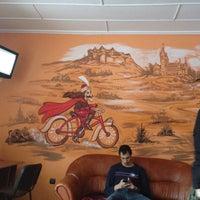 Photo taken at Kismet Dao Hostel by Alina C. on 1/14/2015