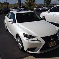 Photo taken at Stevinson Lexus Of Frederick by Nathan B. on 9/26/2013