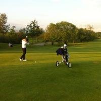 Photo taken at Golf Hostivař by Marta on 5/29/2013