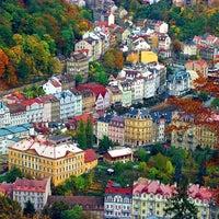 10/12/2013 tarihinde Andrey M.ziyaretçi tarafından Karlovy Vary | Karlsbad'de çekilen fotoğraf