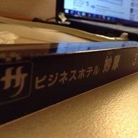 10/1/2013にRyan D.がビジネスホテル妙摩で撮った写真