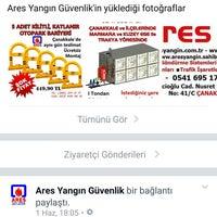 Photo taken at Ares Group A.Ş. Fabrikası by Güngör Y. on 6/4/2016