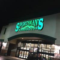 Photo taken at Sportsman's Warehouse by Gillian W. on 3/10/2016