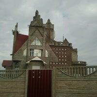 Photo taken at Протестантский храм by Roman K. on 10/6/2013