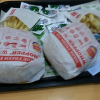 Photo taken at Burger King Tlane by Miguel A. on 1/3/2014