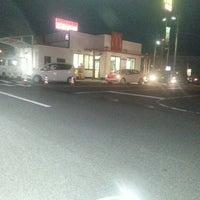 Photo taken at マクドナルド 3号線上川内店 by Hiroyuki @. on 5/31/2014