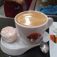 Photo taken at Café Donuts by Nanci M. on 3/9/2014