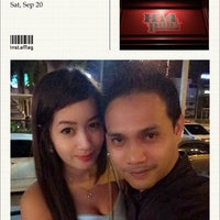 Photo taken at Hi 4 Pub & Restaurant by Ekaphong T. on 9/20/2014