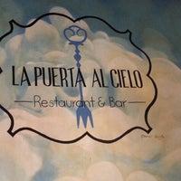 Photo taken at La Puerta al Cielo by Adrián A. on 7/12/2014