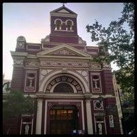Photo taken at Iglesia de la Veracruz by Luis A. on 11/21/2014