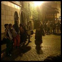 Foto scattata a Paseo Barrio Lastarria da Luis A. il 1/4/2015