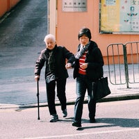 Photo taken at 聖文德書院 by Blue L. on 12/13/2014