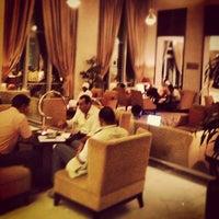 Photo taken at Al Salam Rotana Khartoum by Mohamed H. on 11/26/2012
