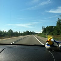 Photo taken at Route 219 (Southern Expressway) by Heather L. on 7/13/2013