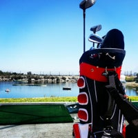 Photo taken at The Islands Golf Center by Aditya P. on 5/31/2014