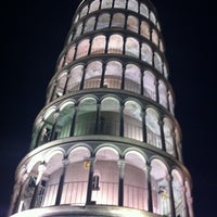 Photo taken at Leaning Tower Of Niles by Canders on 4/25/2013