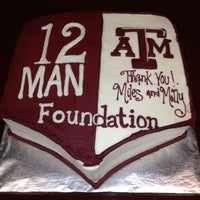 Photo taken at 12th Man Foundation by Miles M. on 5/11/2013
