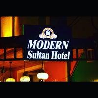 6/12/2016 tarihinde Aziz B.ziyaretçi tarafından Modern Sultan Hotel'de çekilen fotoğraf