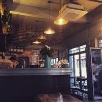 Photo taken at Café La Pompe by Anna ß. on 5/17/2017