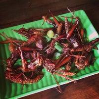 Photo taken at Mee-Sen Thai Eatery by Jennifer K. on 11/5/2014