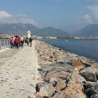 Photo taken at Alanya Fener by Fikret U. on 12/7/2014