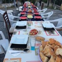 Photo taken at Serviburnu by Eylül Sena A. on 6/18/2016