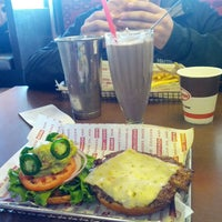 Photo taken at Smashburger by Chelsea Y. on 3/23/2013