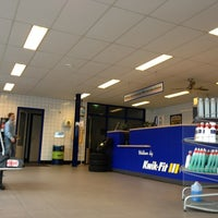 Photo taken at Kwik-Fit by Timo B. on 1/11/2013