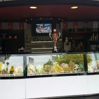 Photo taken at Brasserie Bon-Appetit by michael b. on 9/24/2014