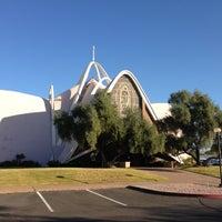 Photo taken at St. Maria Goretti Catholic Church by Jon B. on 12/2/2012
