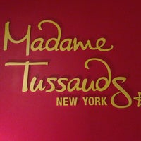 Photo taken at Madame Tussauds by Rodney A. on 5/27/2013