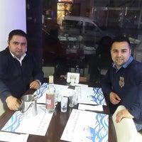 Photo taken at Evizade Ocakbaşı Restaurat by Mahir 0. on 12/5/2014