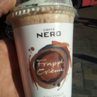 Photo taken at Caffè Nero by Honours T. on 3/15/2014