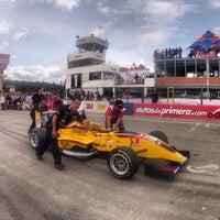 Photo taken at Autodromo de Tocancipa by Cesar A. on 9/23/2012