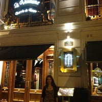 Photo taken at Tango Show La Ventana by Paola C. on 1/25/2013