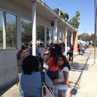 Photo taken at Santa Ana DMV Office by Shannon C. on 10/4/2012