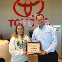 Photo taken at Lancaster Toyota by Lancaster Toyota on 11/2/2013