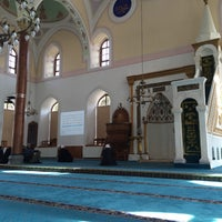 Photo taken at Isparta Kutlubey (Ulu) Camii by Emrah Ü. on 3/6/2016